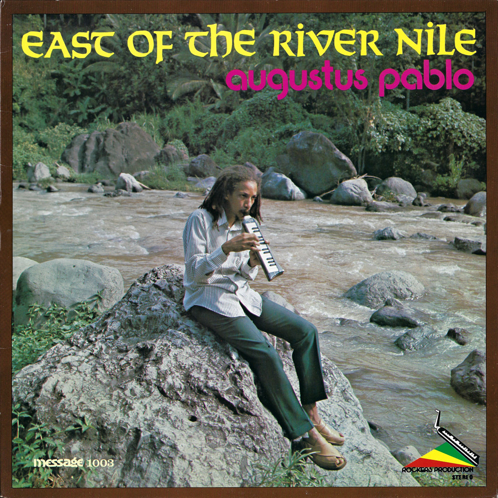 Augustus Pablo – East of the River Nile album cover