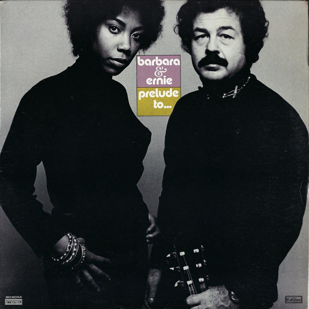 Barbara & Ernie – Prelude To… album cover