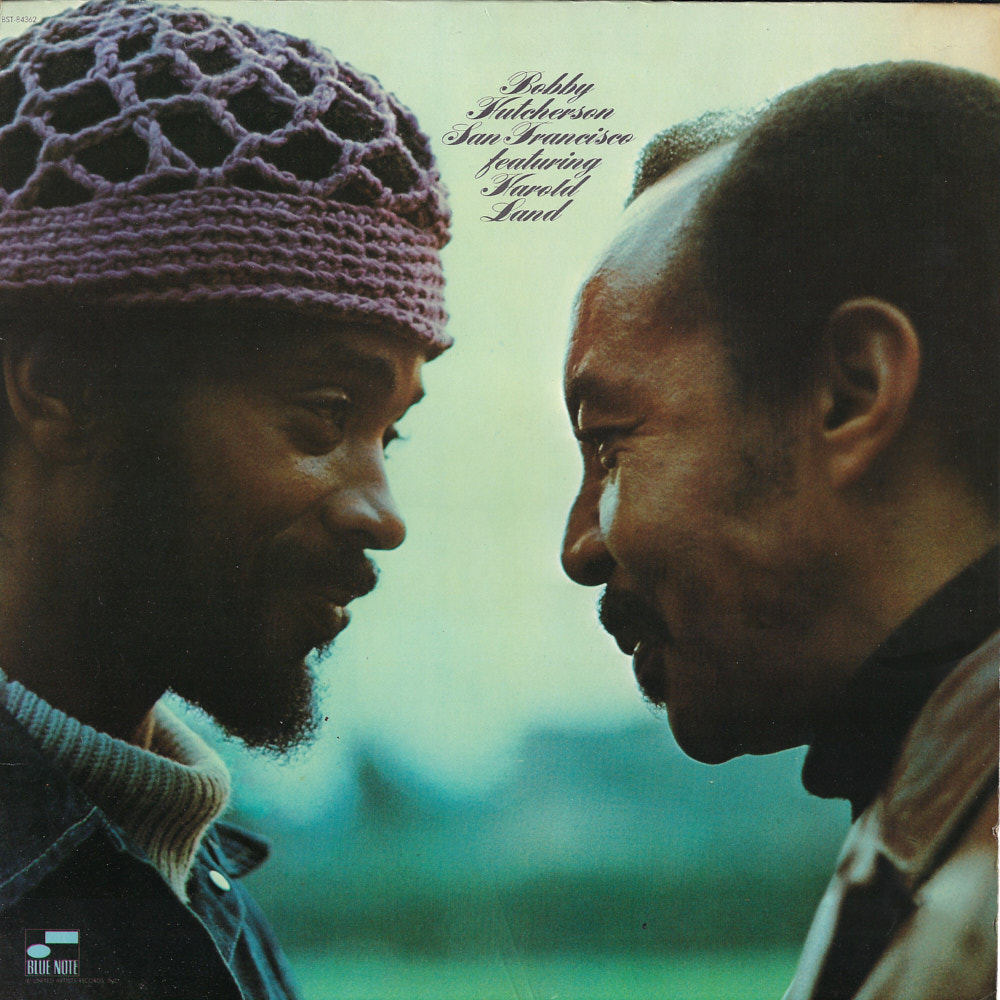 Bobby Hutcherson – San Francisco album cover