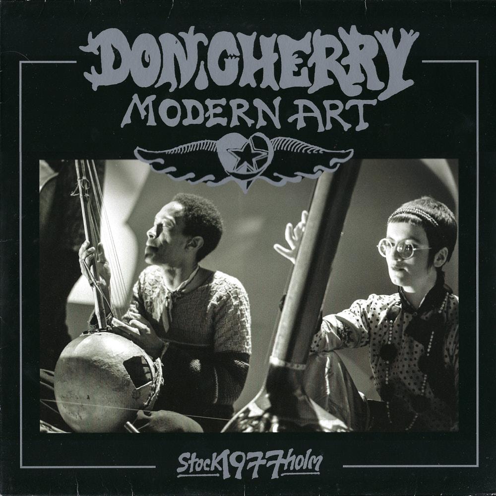 Don Cherry – Modern Art album cover