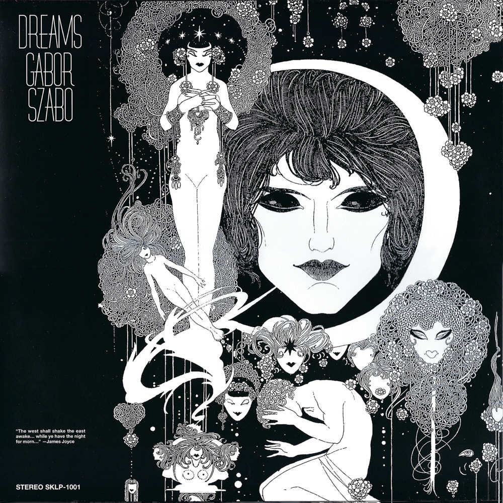 Gabor Szabo – Dreams album cover