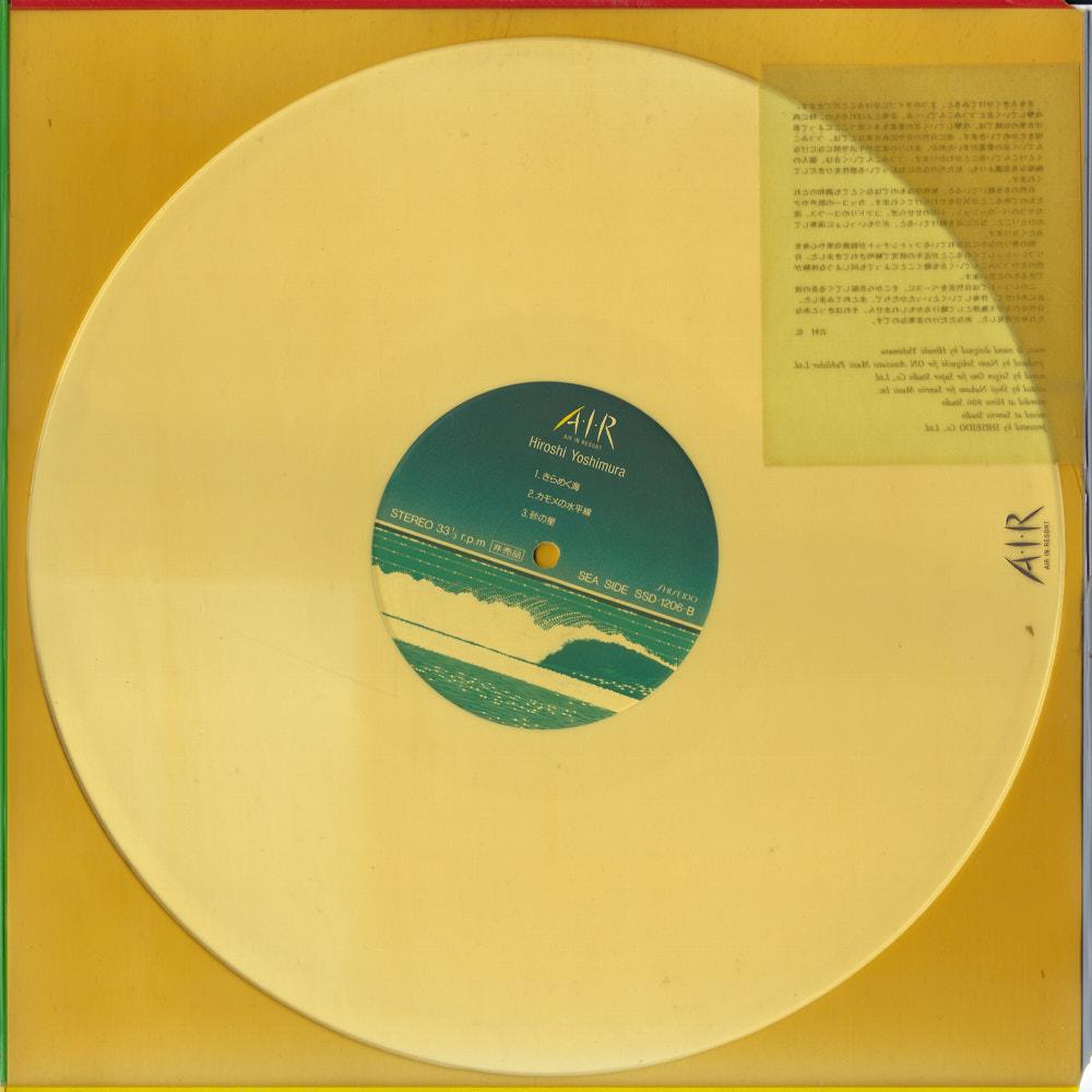 Hiroshi Yoshimura – Air in Resort album cover