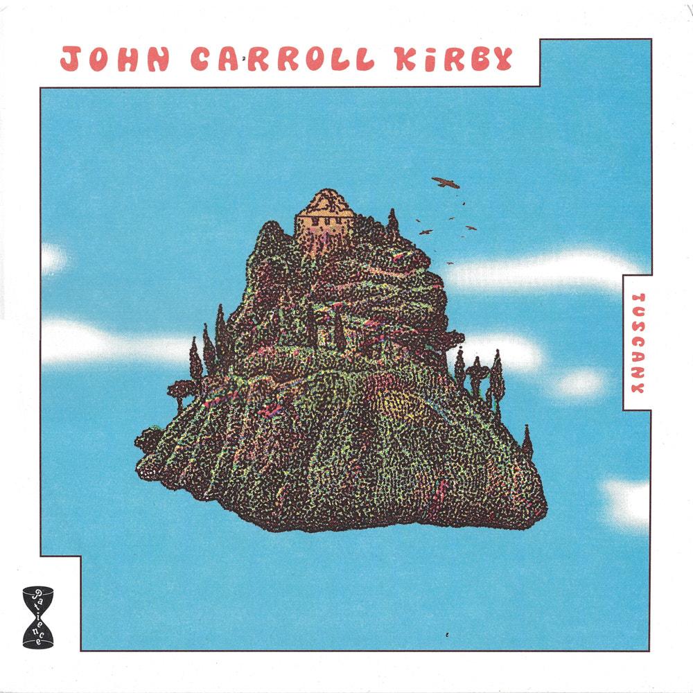 John Carroll Kirby – Tuscany album cover