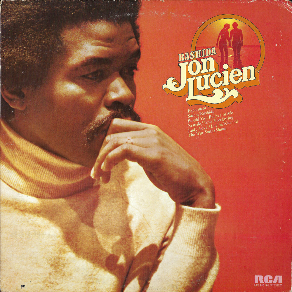 Jon Lucien – Rashida album cover