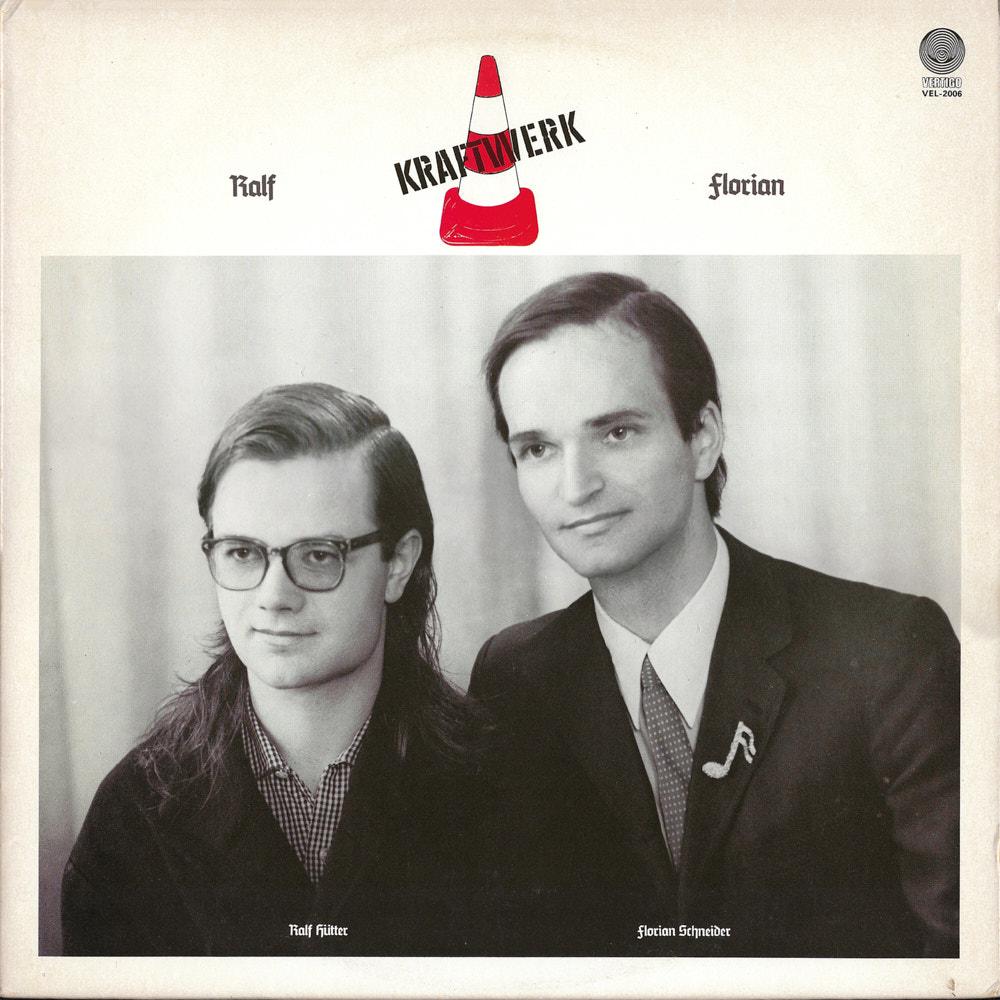 Kraftwerk – Ralf & Florian album cover