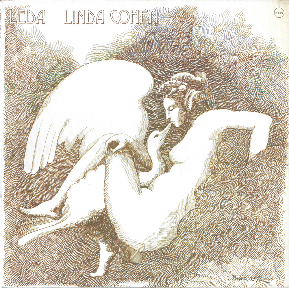Linda Cohen – Leda album cover