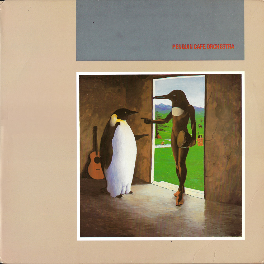 Penguin Cafe Orchestra – S.T. album cover