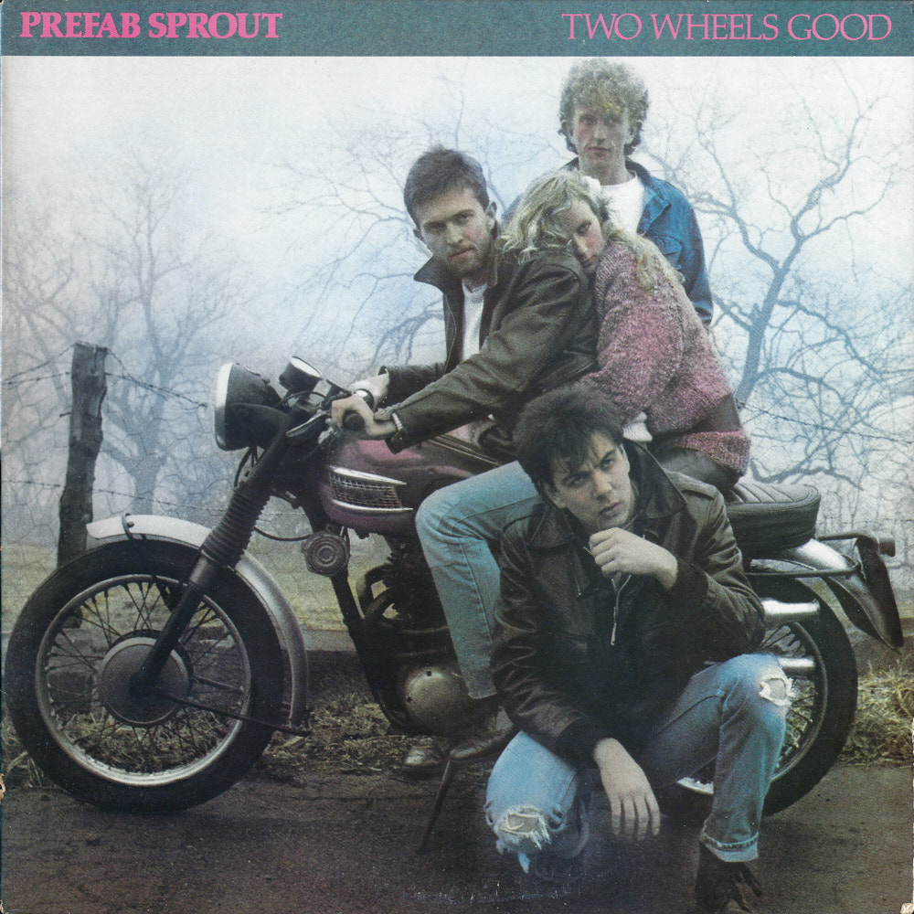 Prefab Sprout – Steve McQueen album cover