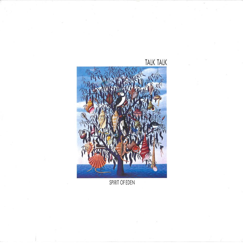 Talk Talk – Spirit of Eden album cover