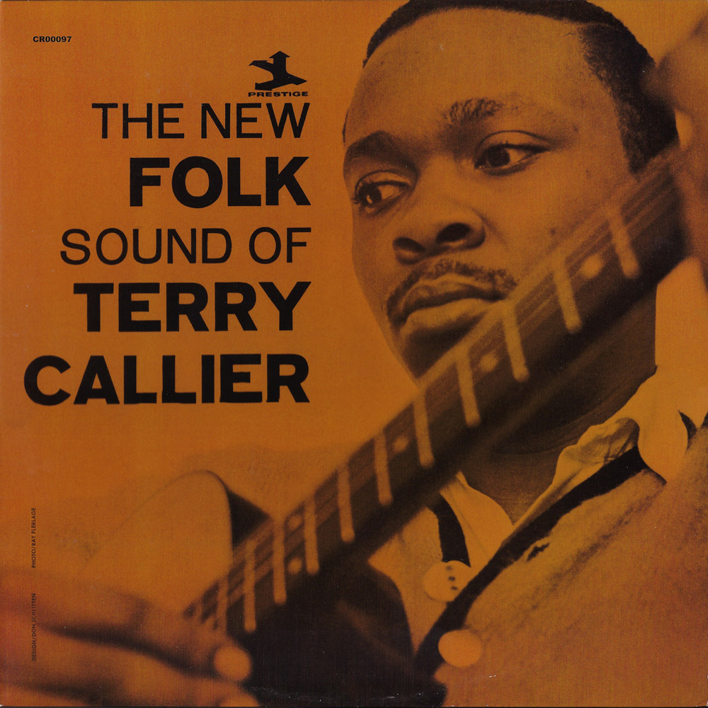 Terry Callier – The New Folk Sound of Terry Callier album cover