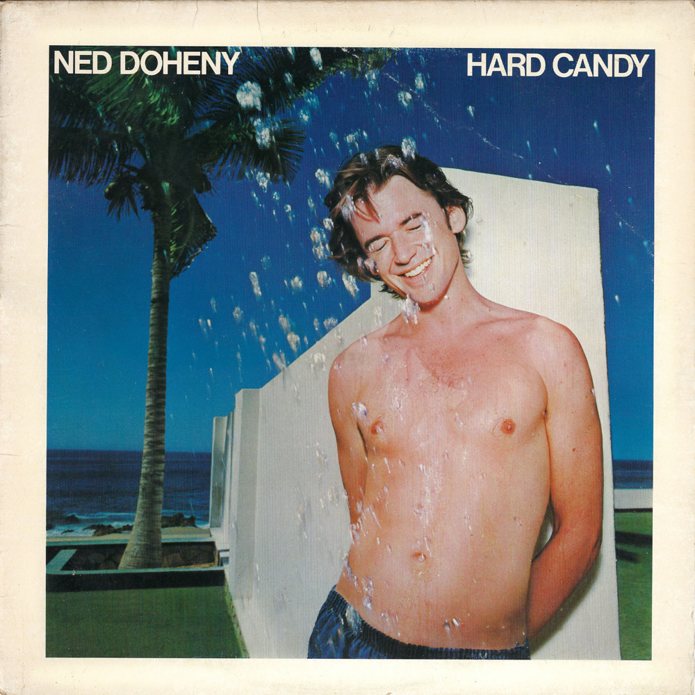 Ned Doheny – Hard Candy album cover