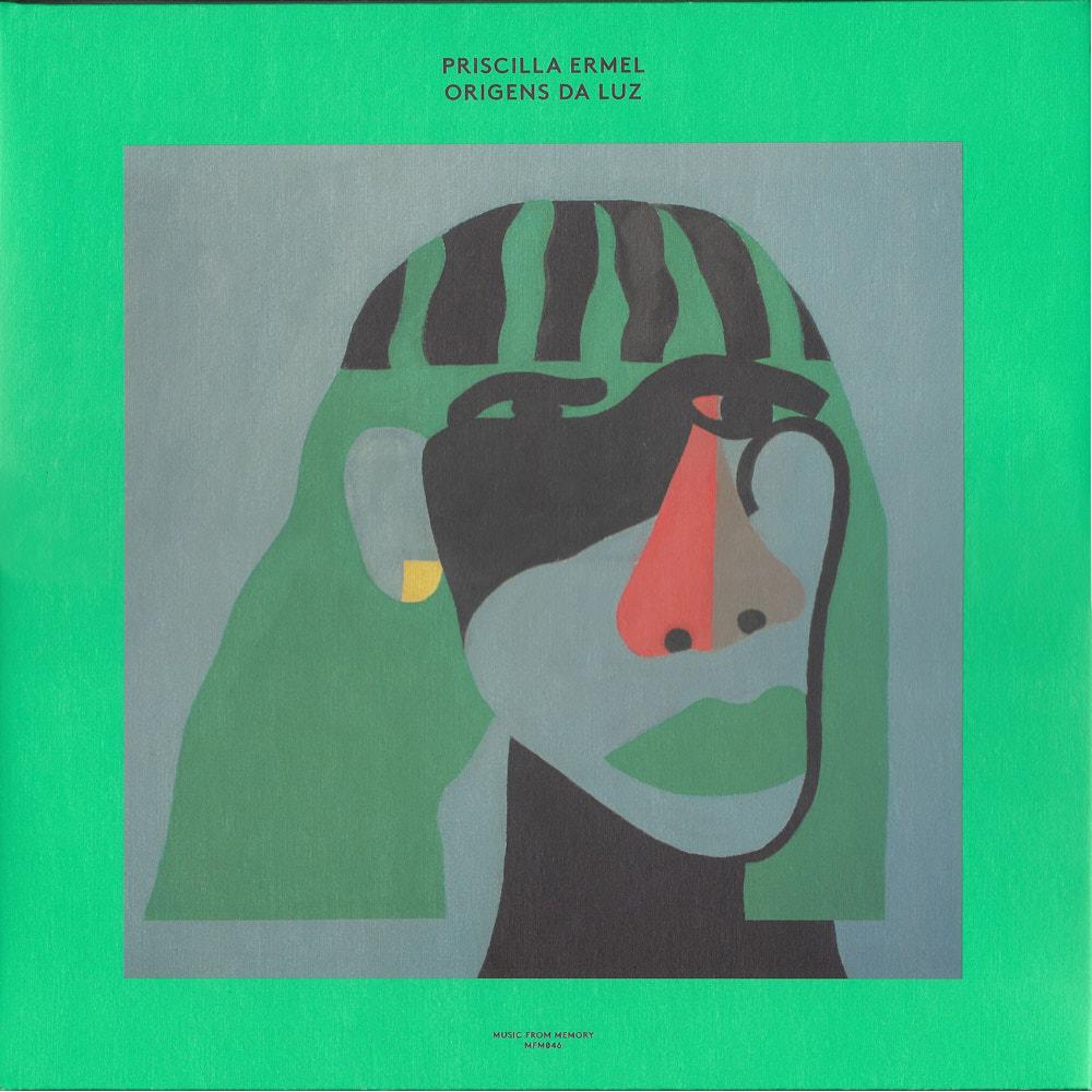 Priscilla Ermel – Origens Da Luz album cover