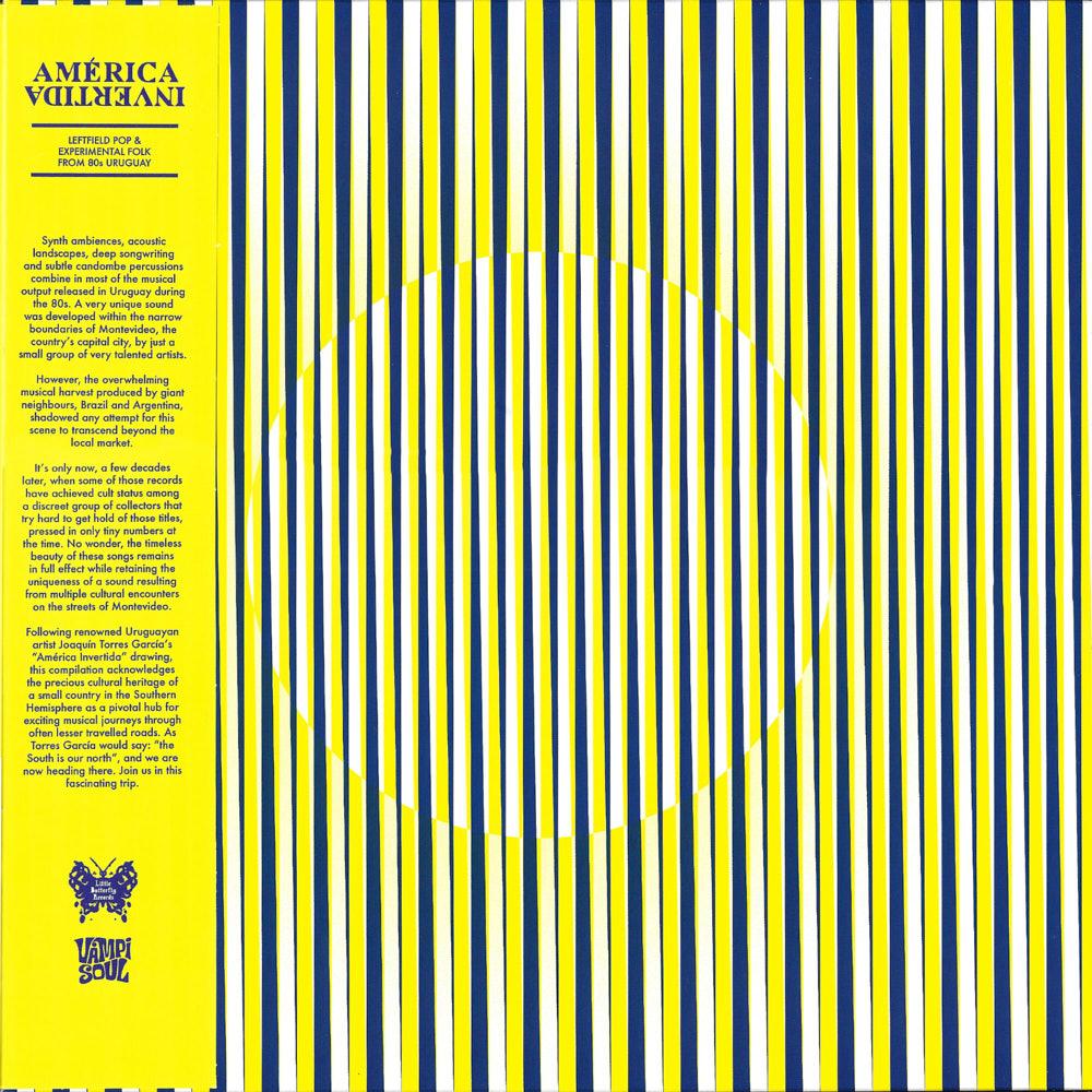 Various – America Invertida album cover