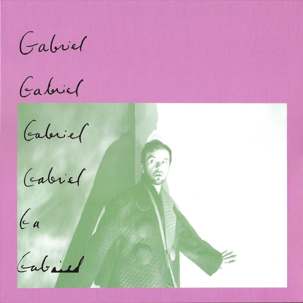 G.S. Schray – Gabriel album cover