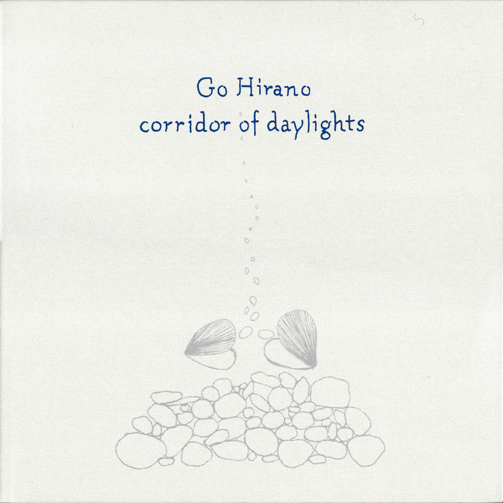 Go Hirano – Corridor Of Daylights album cover