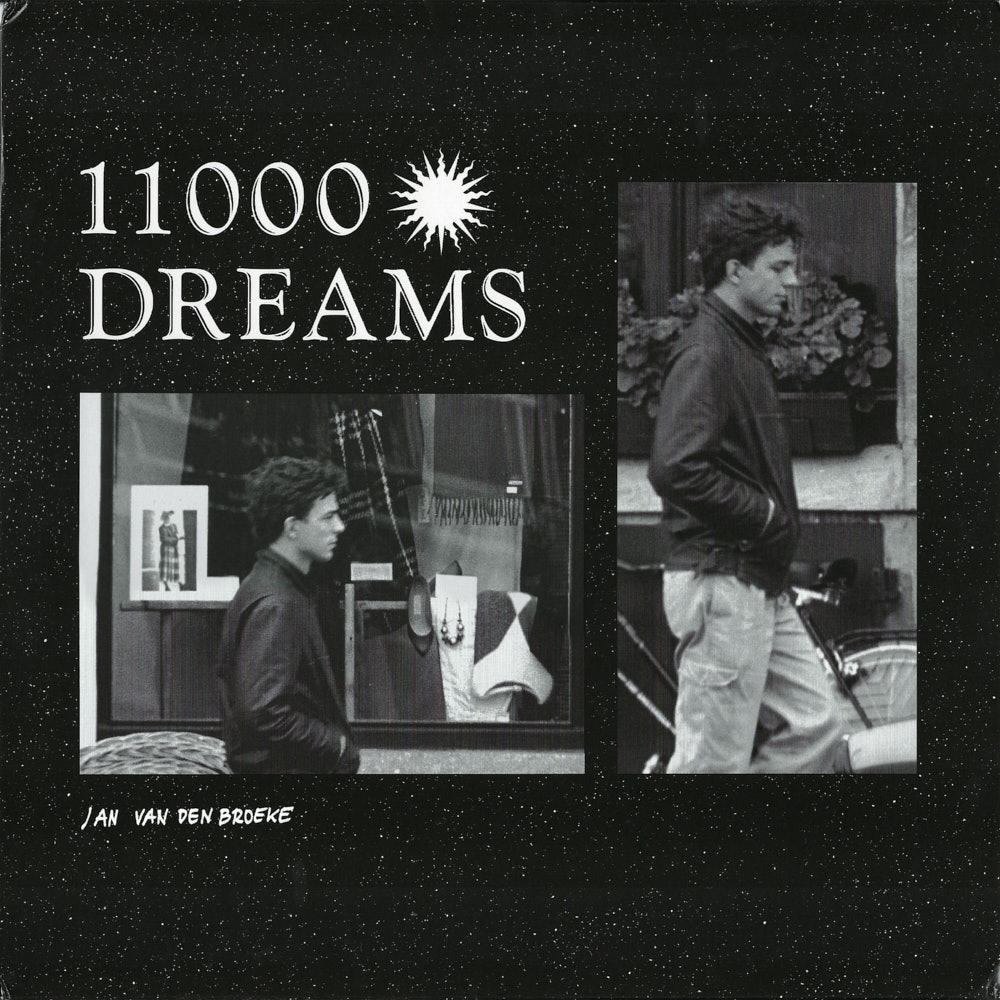 Jan Van den Broeke – 11,000 Dreams album cover