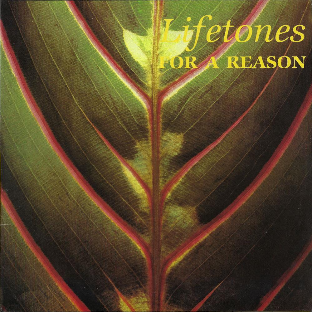 Lifetones – For A Reason album cover