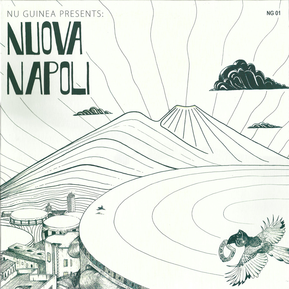 Nu Guinea – Nuova Napoli album cover