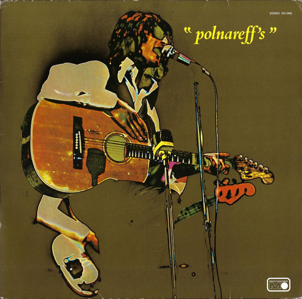 Michel Polnareff – Polnareff's album cover