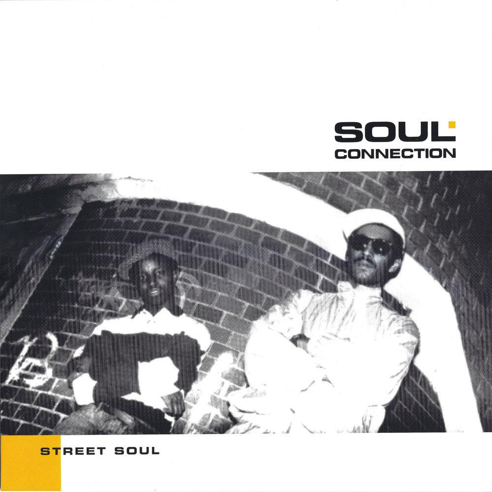 Soul Connection – Street Soul album cover