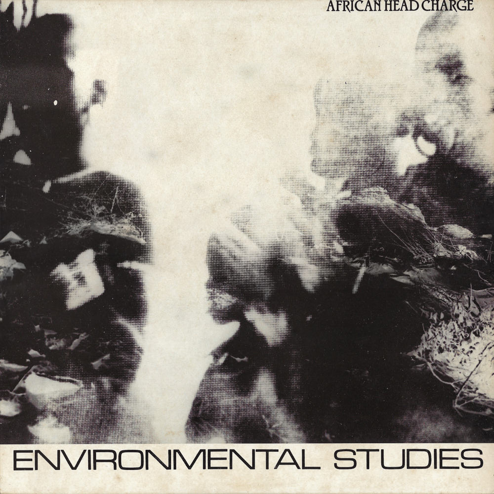 African Head Charge – Environmental Studies album cover