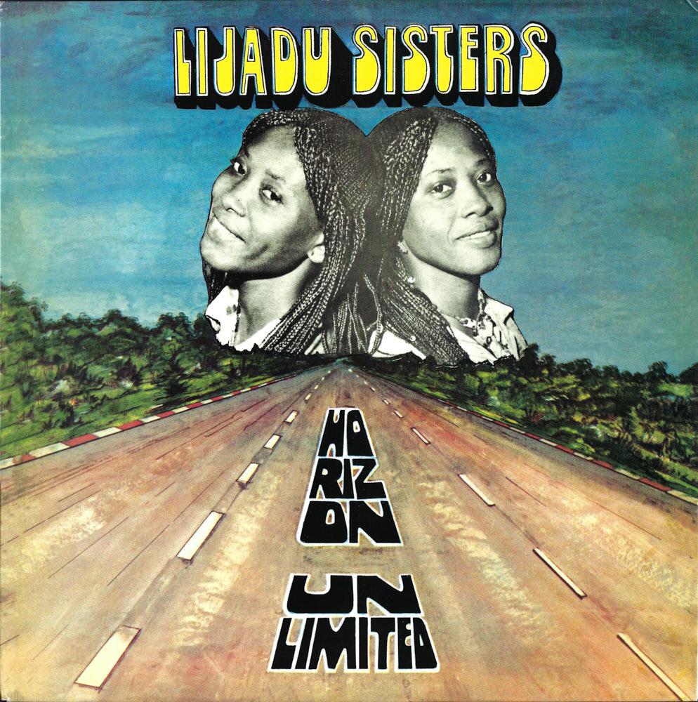 Lijadu Sisters – Horizon Unlimited album cover
