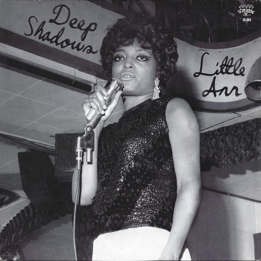 Little Ann – Deep Shadows album cover
