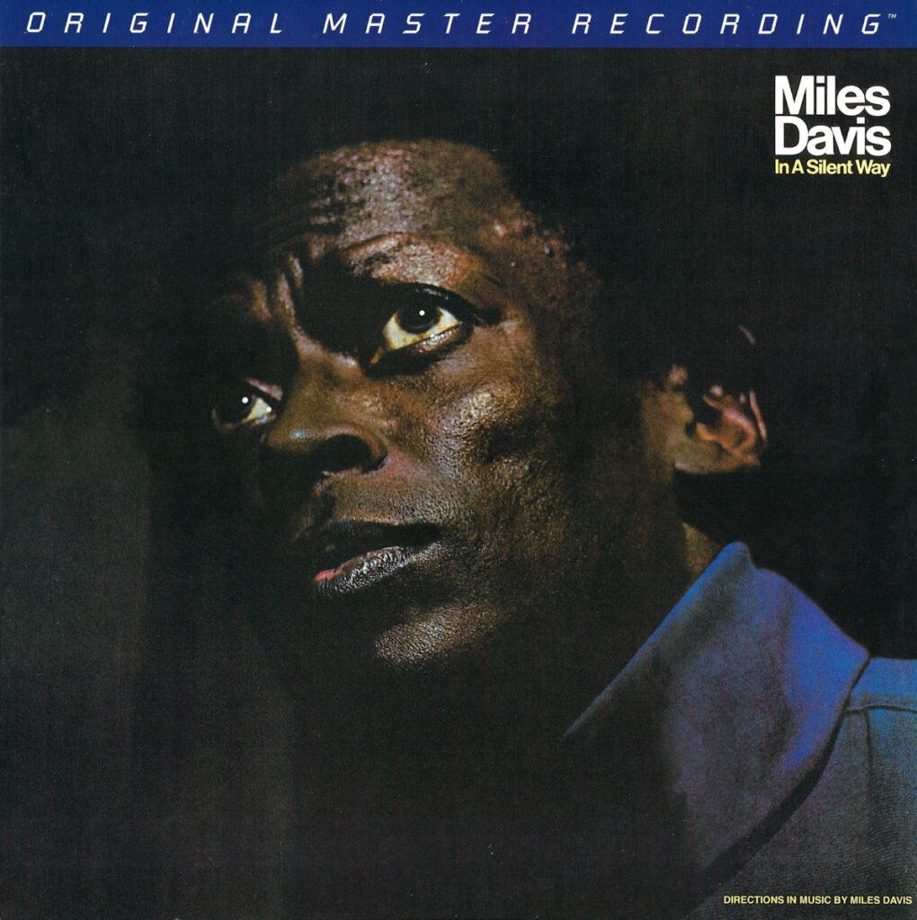 Miles Davis – In A Silent Way album cover