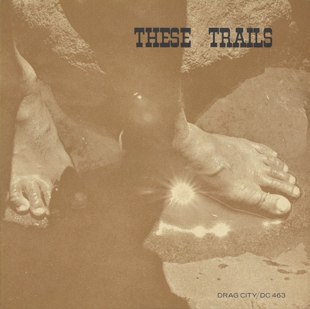 These Trails – These Trails album cover