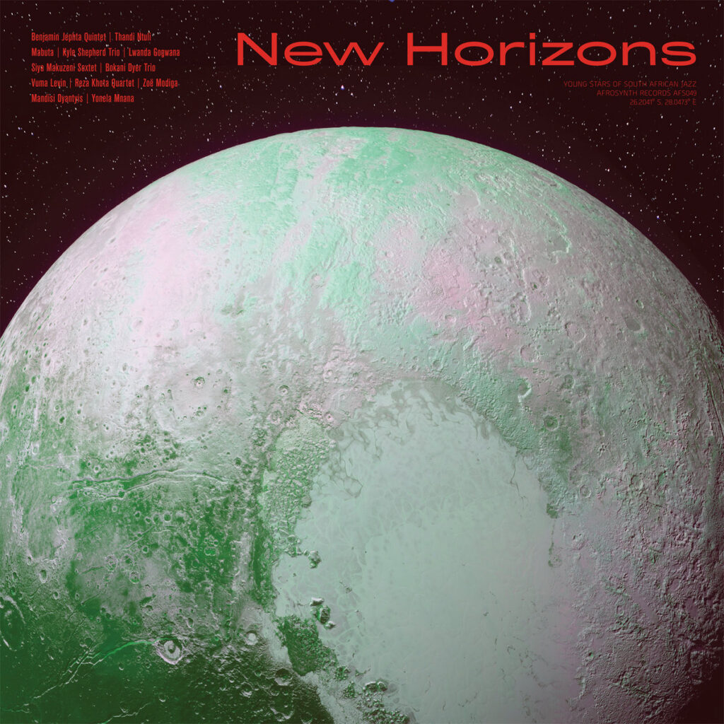 Various - New Horizons: Young Stars of South African Jazz 2LP product image