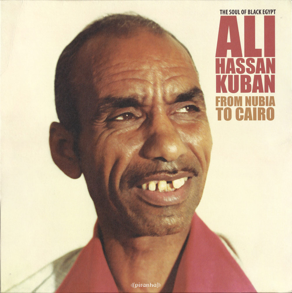 Ali Hassan Kuban – From Nubia to Cairo album cover