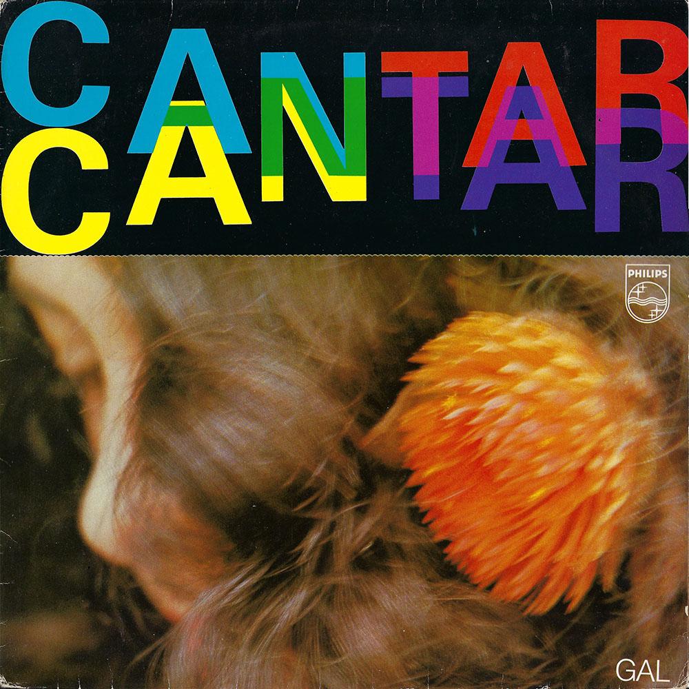 Gal Costa – Cantar album cover