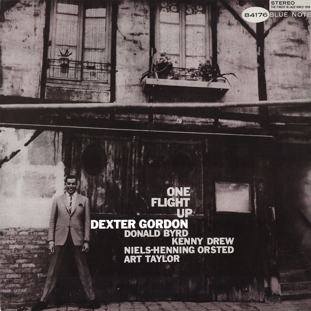 Dexter Gordon – One Flight Up album cover