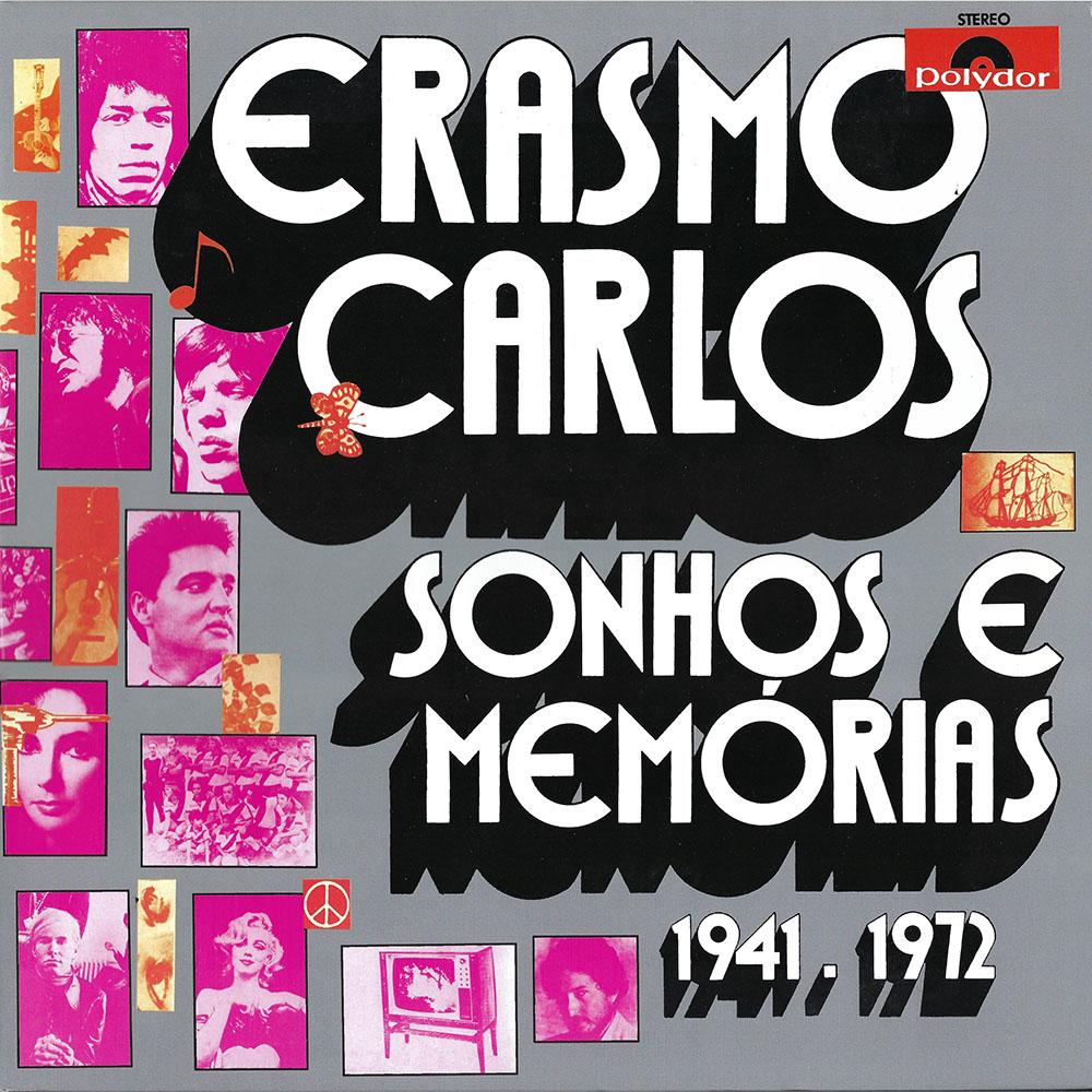 Erasmo Carlos – Sonhos e Memorias album cover