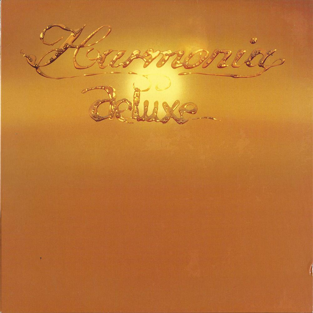 Harmonia – Deluxe album cover
