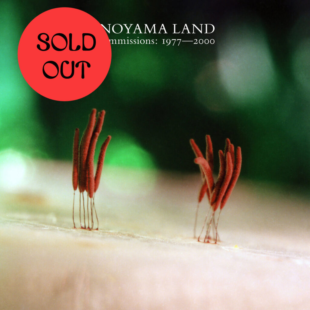 Inoyama Land ‎- Commissions: 1977-2000 2LP product image