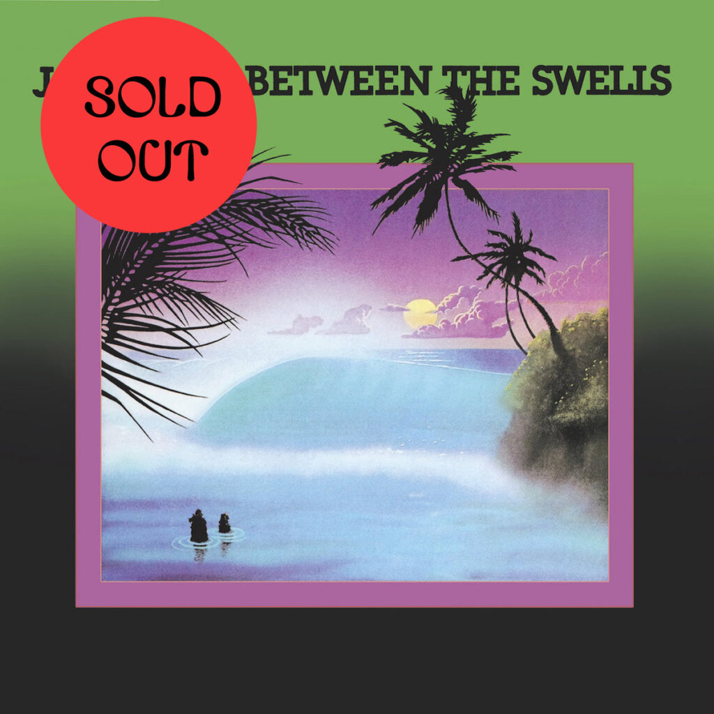 Jay Days ‎- Between The Swells LP product image