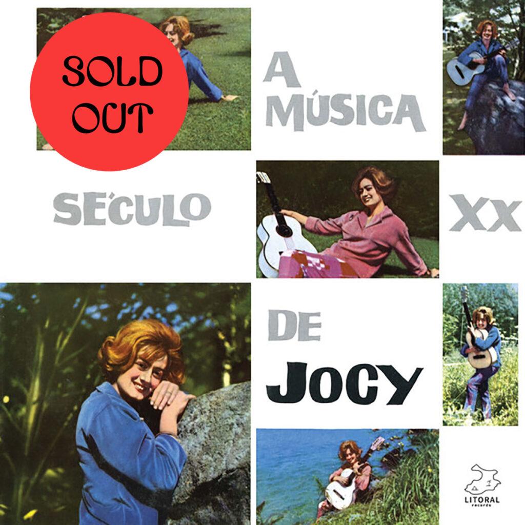 Jocy de Oliveira - A Música Século XX De Jocy LP product image