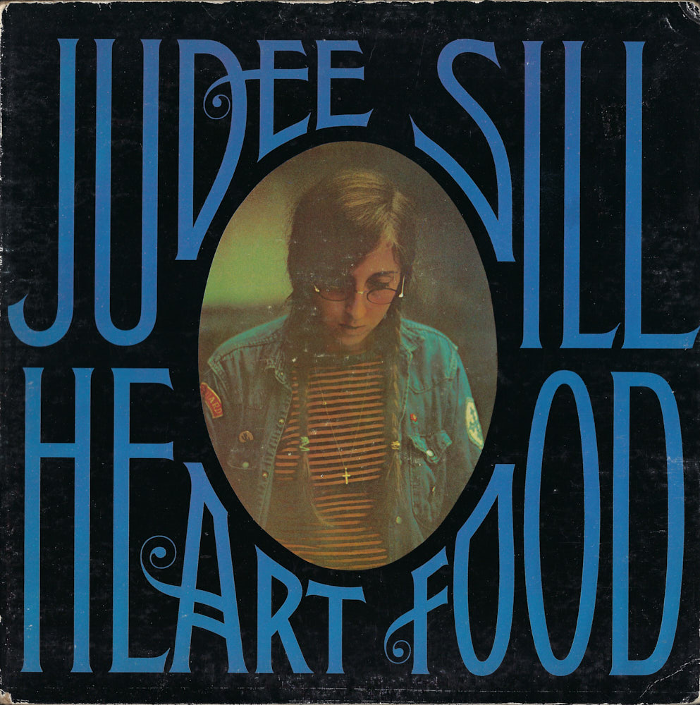 Judee Sill – Heart Food album cover