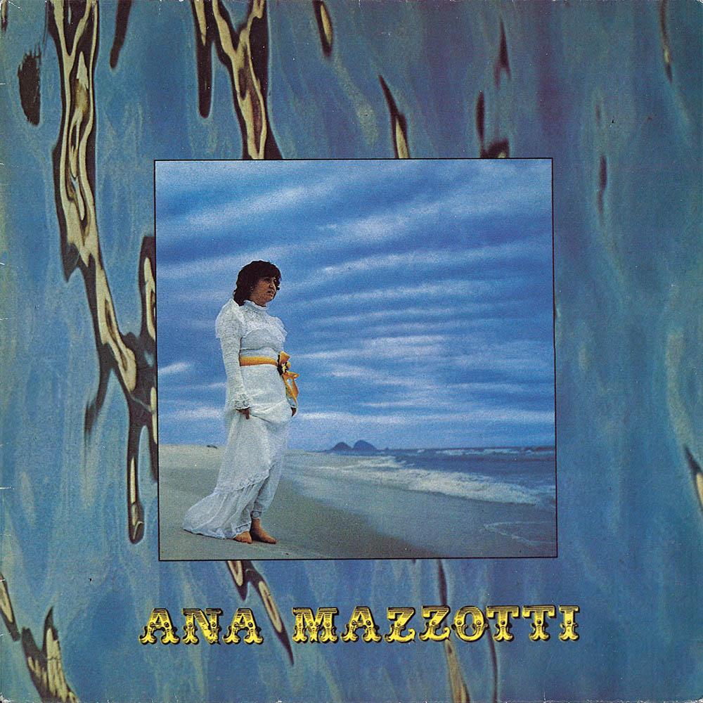 Ana Mazzotti – Ninguem Vai Me Segurar album cover