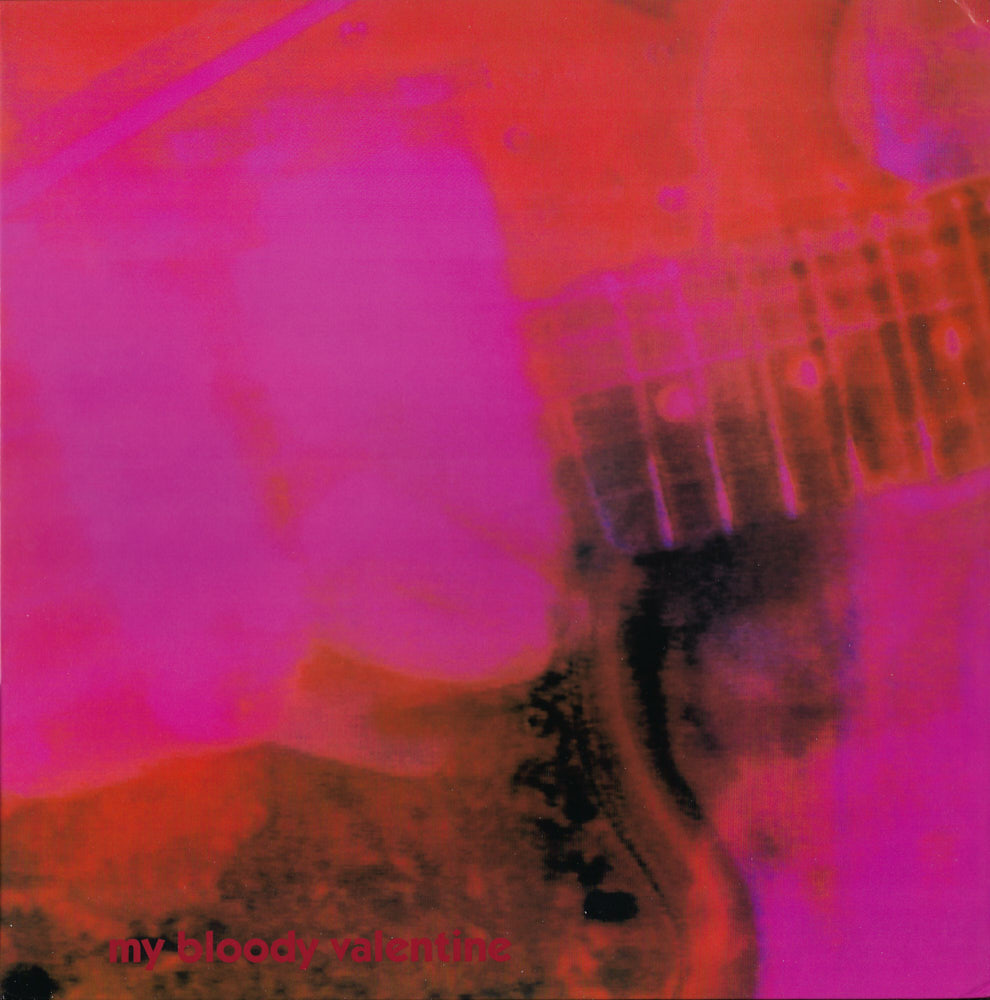 My Bloody Valentine – Loveless album cover