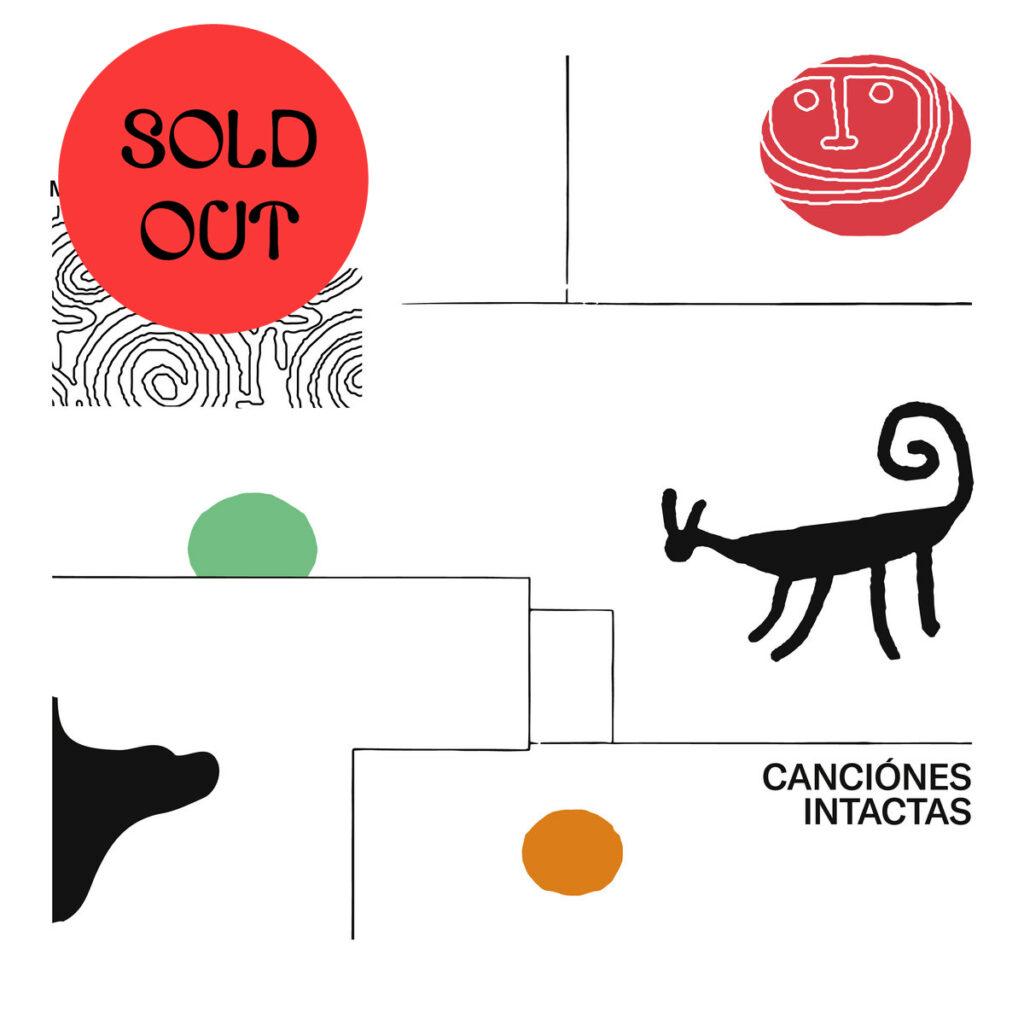 Miguel Noya - Canciónes Intactas 2LP product image