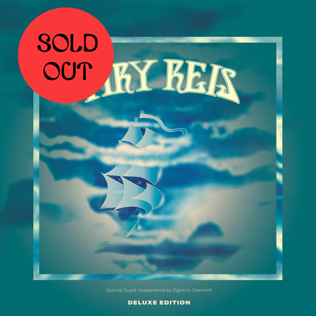 Piry Reis ‎- Piry Reis (Deluxe Edition) LP product image