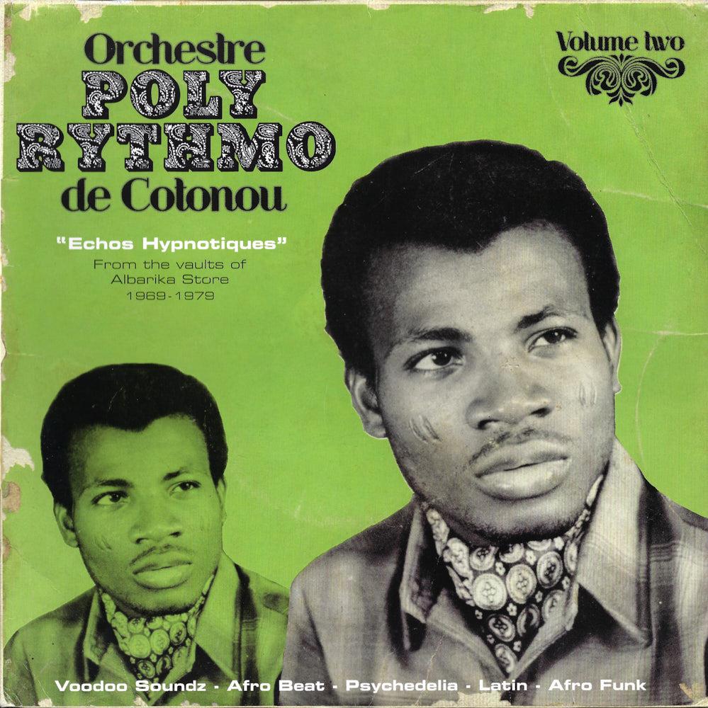 Orchestre Poly-Rythmo de Cotonou – Echos Hypnotique vol. 2 album cover