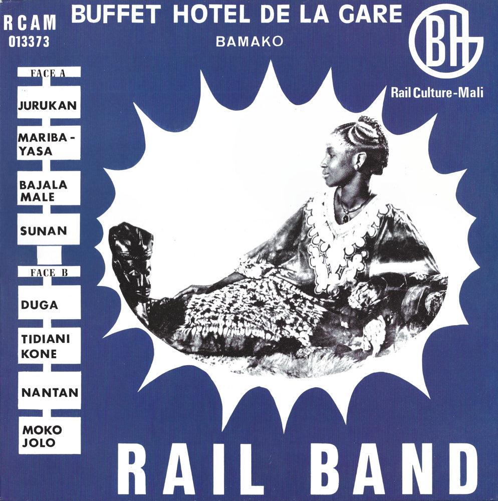 Rail Band – Buffet Hotel De La Gare Bamako album cover