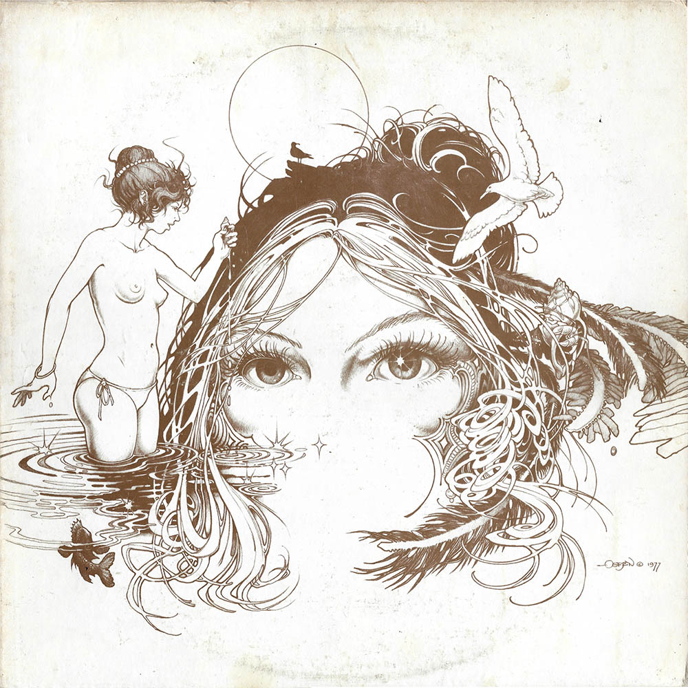 Eric Relph – Pretty Darlin' album cover