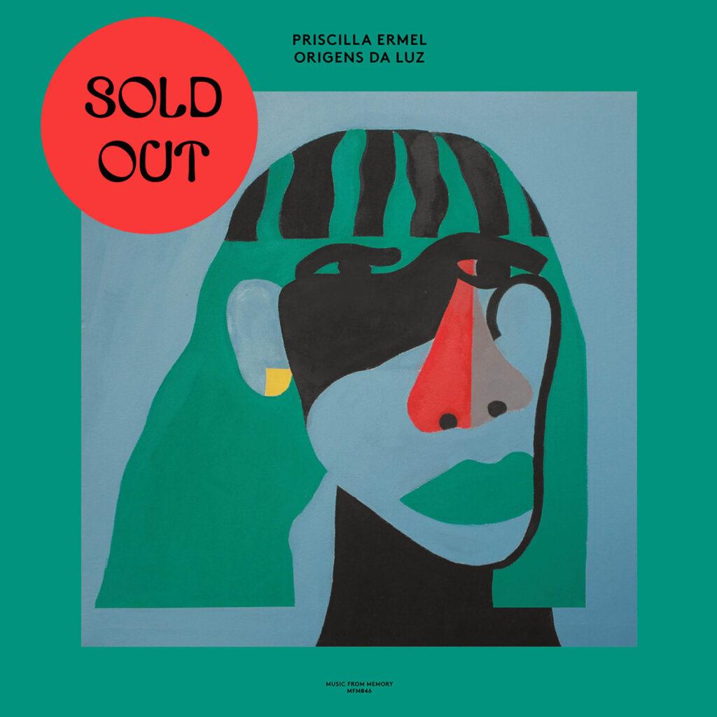 Priscilla Ermel - Origens Da Luz LP product image