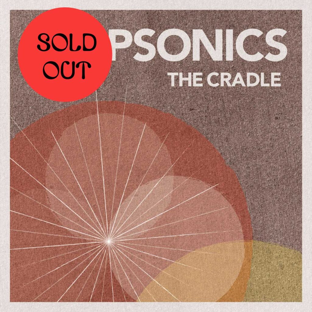 Phi-Psonics ‎- The Cradle LP product image