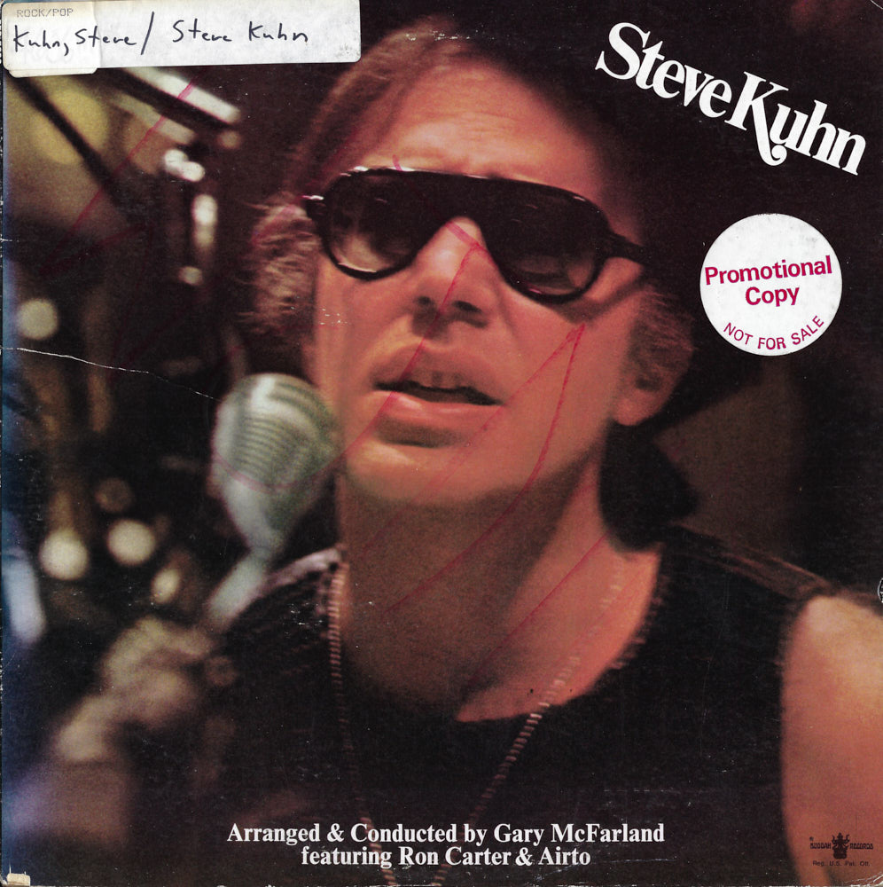 Steve Kuhn album cover