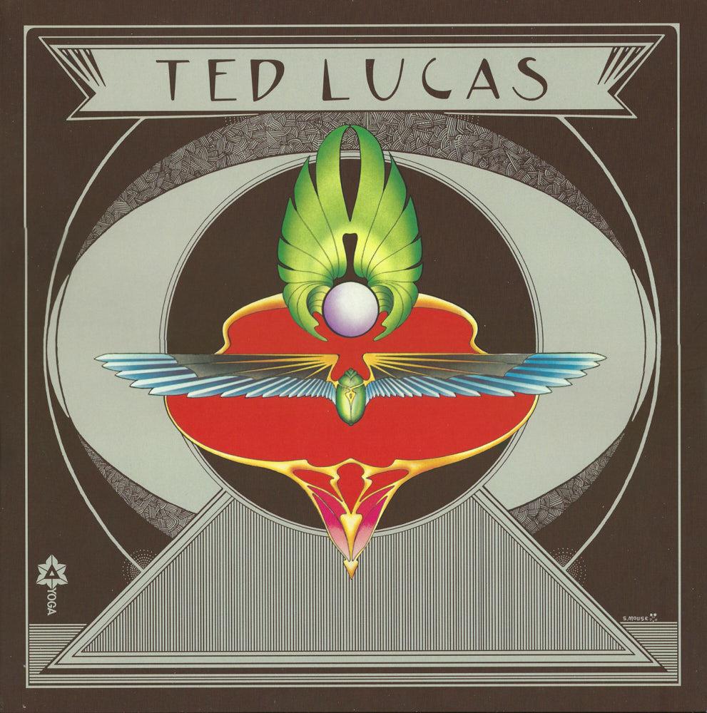 Ted Lucas – S.T. album cover